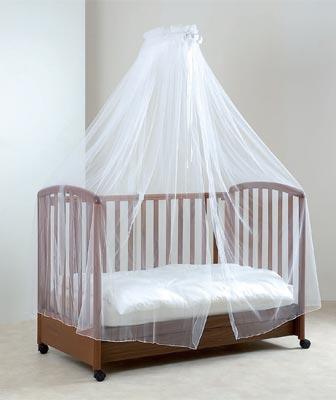 Фото балдахина на детскую кроватку 51
