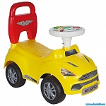 "Каталка Toysmax ""Aston"" yellow"